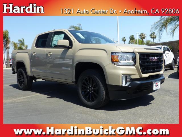 2021 GMC Canyon Vehicle Photo in Anaheim, CA 92806