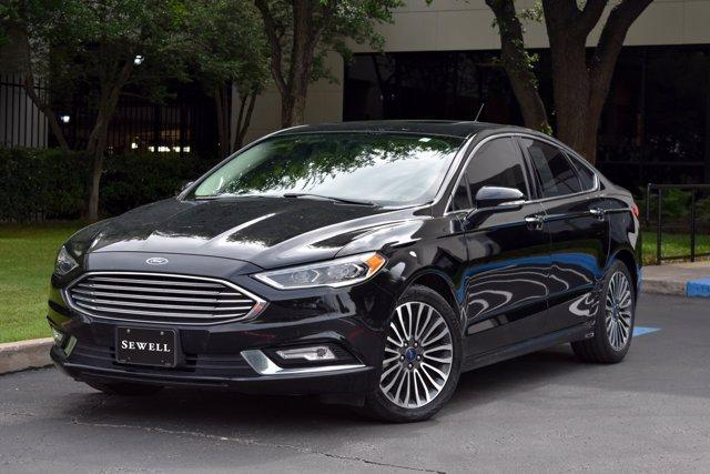 2017 Ford Fusion Vehicle Photo in Dallas, TX 75209
