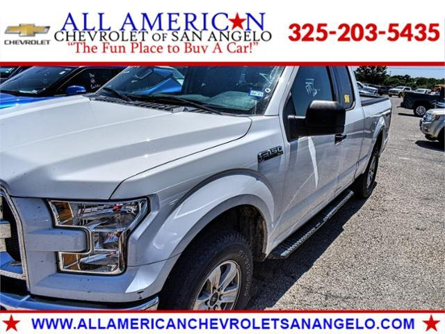 2017 Ford F-150 Vehicle Photo in SAN ANGELO, TX 76903-5798