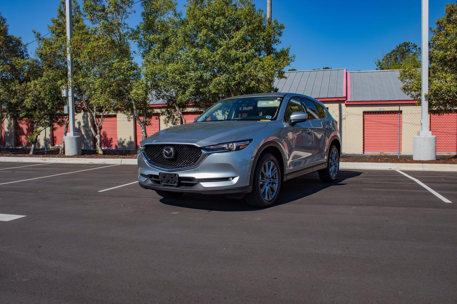 2020 Mazda CX-5 Vehicle Photo in Wilmington, NC 28405