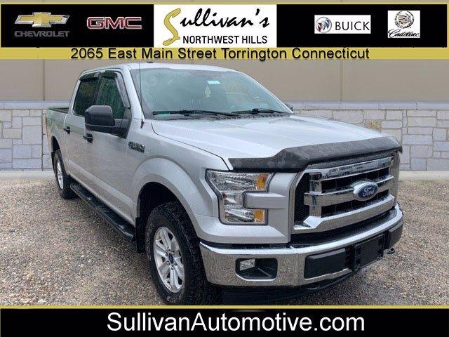 2017 Ford F-150 Vehicle Photo in TORRINGTON, CT 06790-3111