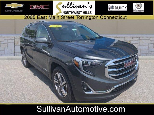 2020 GMC Terrain Vehicle Photo in TORRINGTON, CT 06790-3111