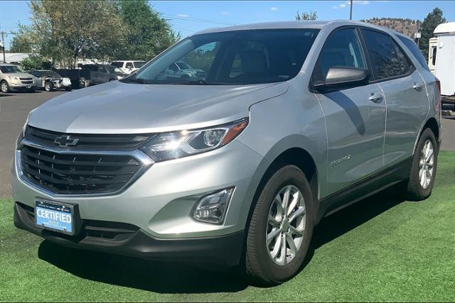 2020 Chevrolet Equinox Vehicle Photo in Bend, OR 97701
