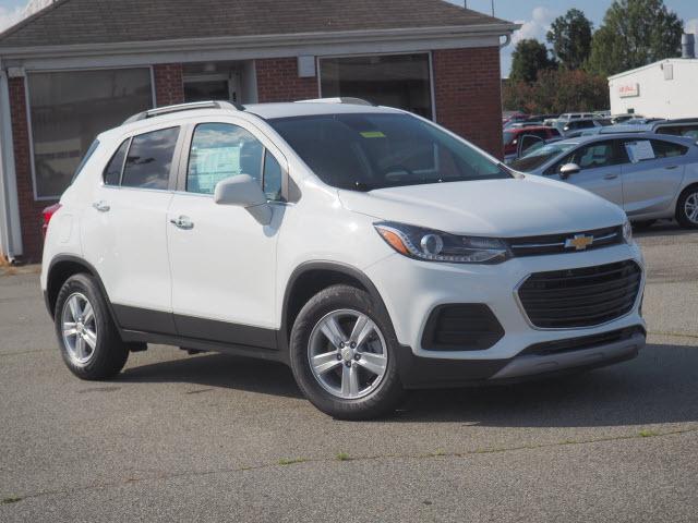 2020 Chevrolet Trax Vehicle Photo in Greensboro, NC 27405