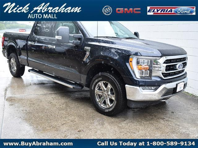 2021 Ford F-150 Vehicle Photo in ELYRIA, OH 44035-6349