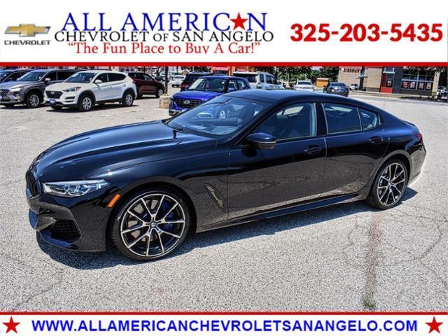 2021 BMW 840i Vehicle Photo in SAN ANGELO, TX 76903-5798