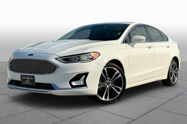 2019 Ford Fusion Vehicle Photo in Houston, TX 77546