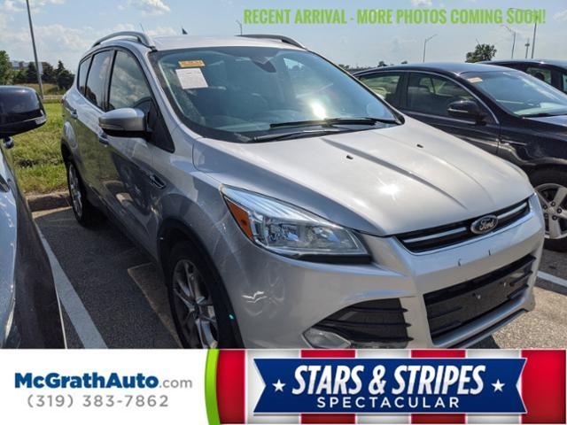 2015 Ford Escape Vehicle Photo in Cedar Rapids, IA 52402