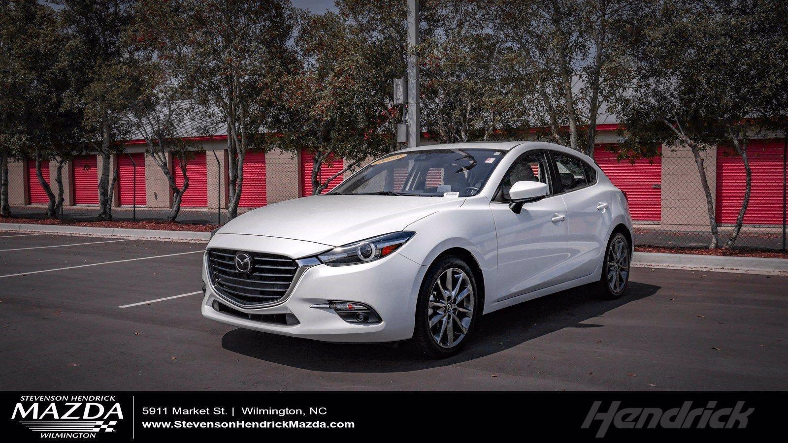 2018 Mazda Mazda3 5-Door Vehicle Photo in Wilmington, NC 28405