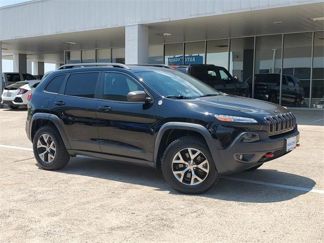 2017 Jeep Cherokee Vehicle Photo in Fort Worth, TX 76116