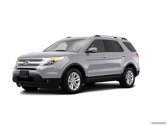 2014 Ford Explorer Vehicle Photo in Dubuque, IA 52002