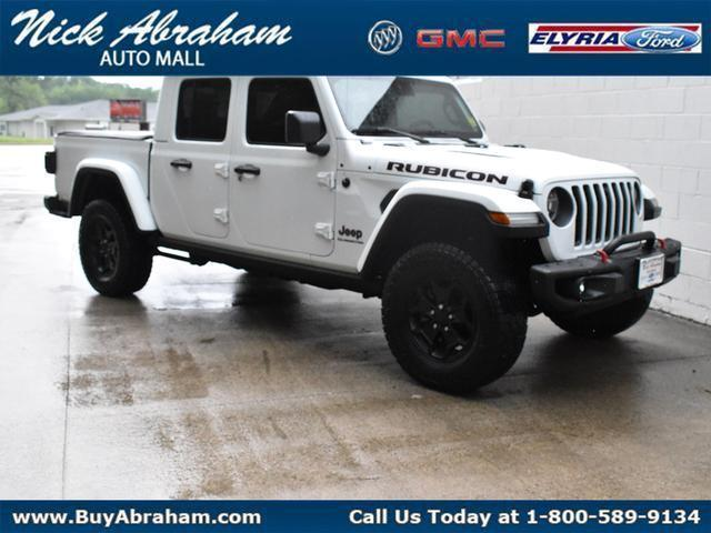2020 Jeep Gladiator Vehicle Photo in Elyria, OH 44035