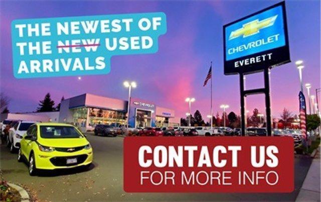 2021 Chevrolet Traverse Vehicle Photo in Everett, WA 98203