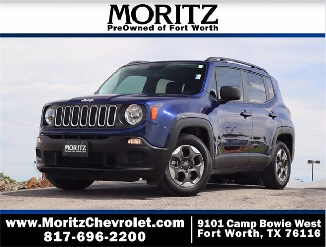 2017 Jeep Renegade Vehicle Photo in Fort Worth, TX 76116