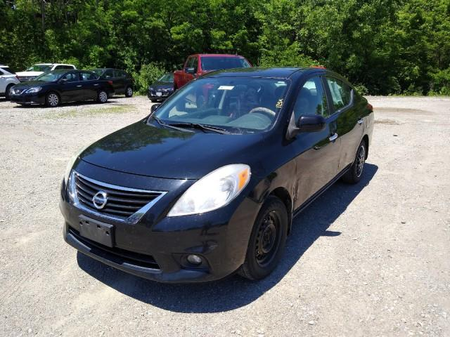 2012 Nissan Versa Vehicle Photo in Milford, OH 45150