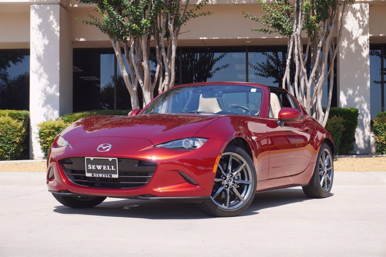 2019 Mazda MX-5 Miata RF Vehicle Photo in Grapevine, TX 76051