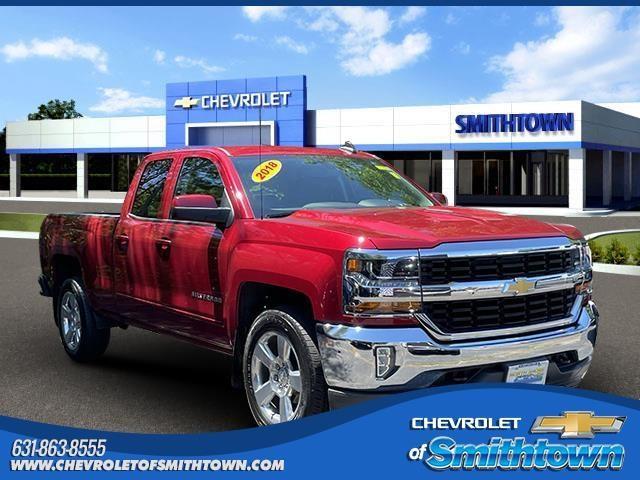 2018 Chevrolet Silverado 1500 Vehicle Photo in Saint James, NY 11780