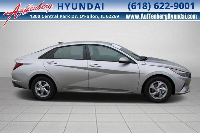 2021 Hyundai Elantra Vehicle Photo in O'Fallon, IL 62269