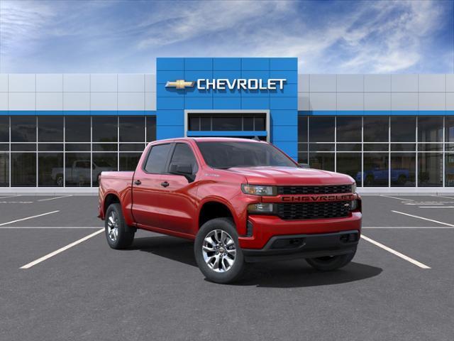 2021 Chevrolet Silverado 1500 Vehicle Photo in Massena, NY 13662