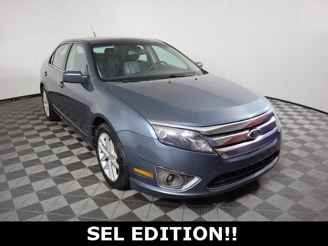 2012 Ford Fusion Vehicle Photo in ALLIANCE, OH 44601-4622