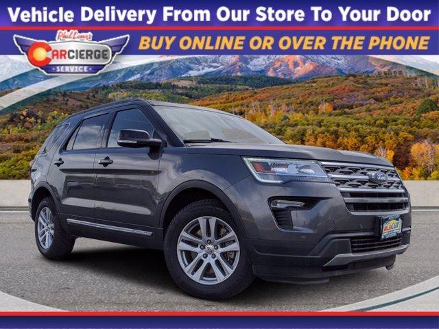 2018 Ford Explorer Vehicle Photo in Colorado Springs, CO 80905