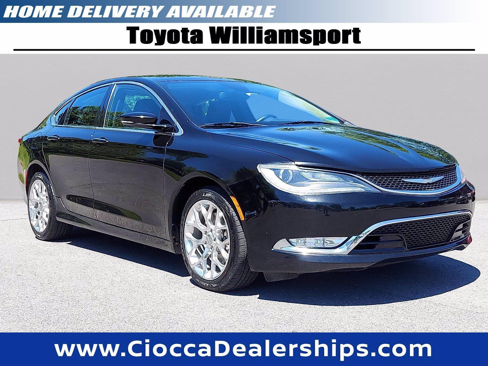 2015 Chrysler 200 Vehicle Photo in Muncy, PA 17756
