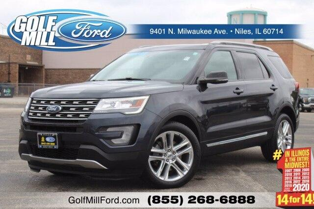 2017 Ford Explorer Vehicle Photo in Plainfield, IL 60586