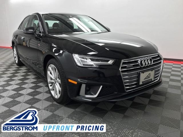 2019 Audi A4 Vehicle Photo in Appleton, WI 54913