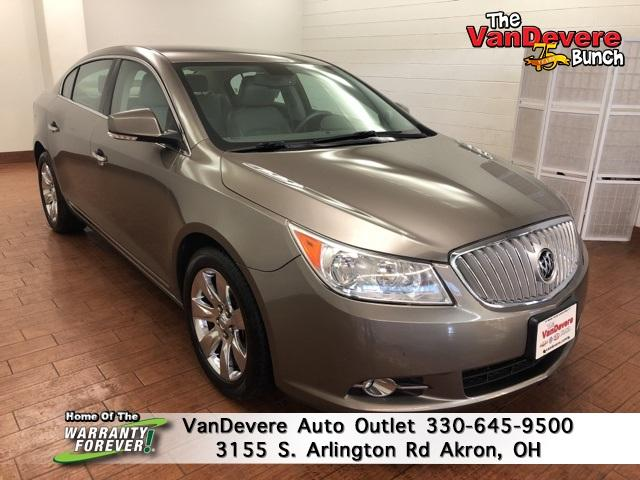 2010 Buick LaCrosse Vehicle Photo in Akron, OH 44312