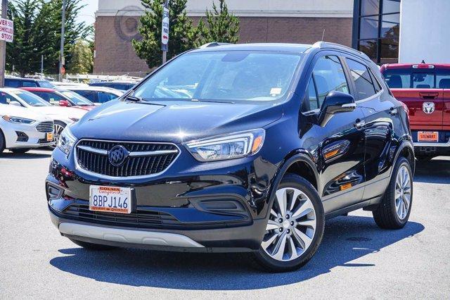 2018 Buick Encore Vehicle Photo in Colma, CA 94014