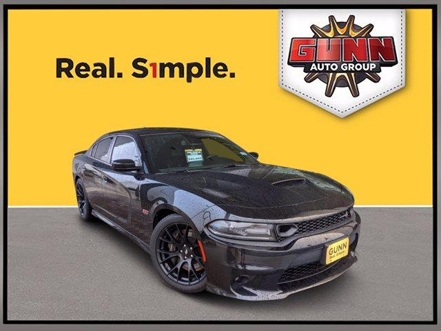 2019 Dodge Charger Vehicle Photo in SELMA, TX 78154-1460