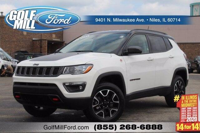 2021 Jeep Compass Vehicle Photo in Plainfield, IL 60586