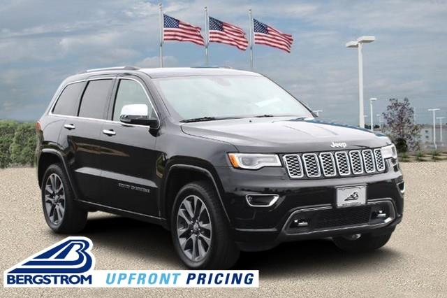 2017 Jeep Grand Cherokee Vehicle Photo in MIDDLETON, WI 53562-1492