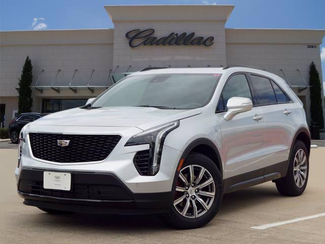 New       2021              Cadillac         XT4       FWD 4dr Sport