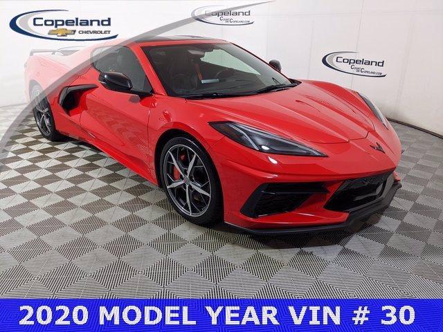 2020 Chevrolet Corvette Vehicle Photo in BROCKTON, MA 02301-7113