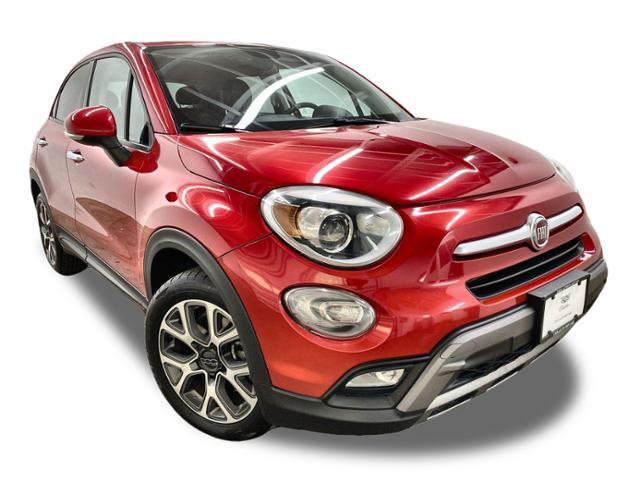 2016 FIAT 500X Vehicle Photo in PORTLAND, OR 97225-3518