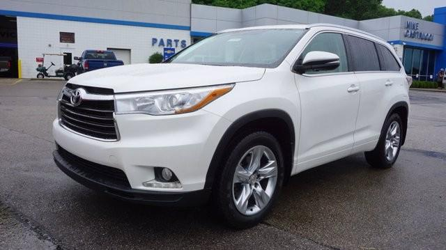 2015 Toyota Highlander Vehicle Photo in Milford, OH 45150