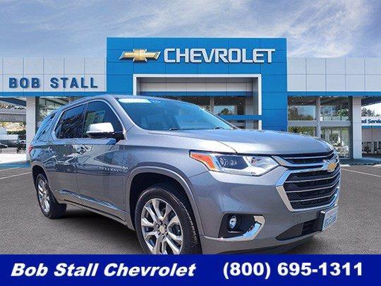 2019 Chevrolet Traverse Vehicle Photo in La Mesa, CA 91942