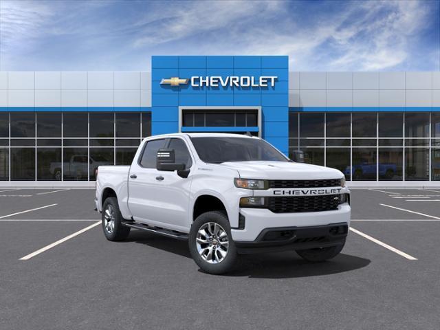 2021 Chevrolet Silverado 1500 Vehicle Photo in Ellwood City, PA 16117