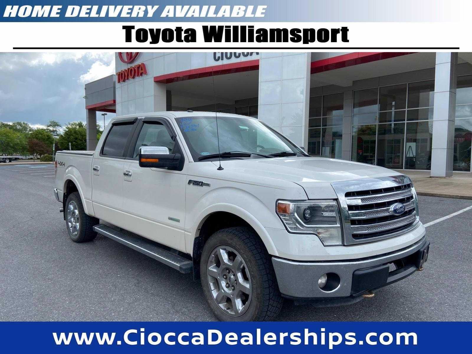 2013 Ford F-150 Vehicle Photo in Muncy, PA 17756