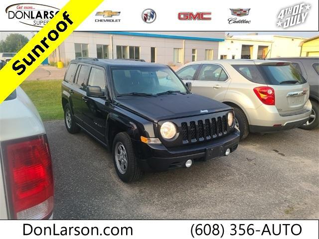 2014 Jeep Patriot Vehicle Photo in BARABOO, WI 53913-9382