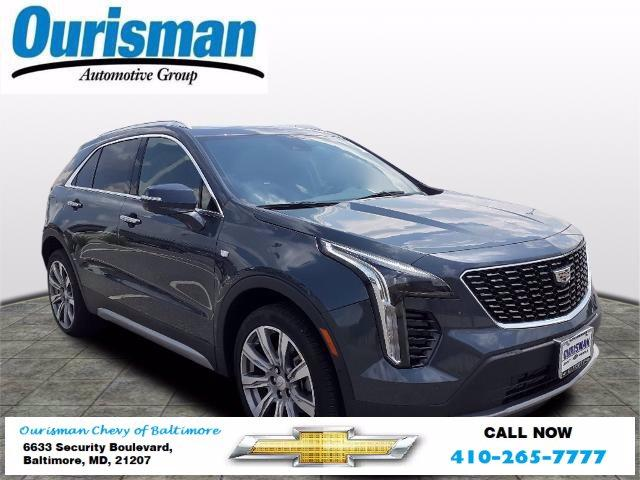 2020 Cadillac XT4 Vehicle Photo in BALTIMORE, MD 21207-4000