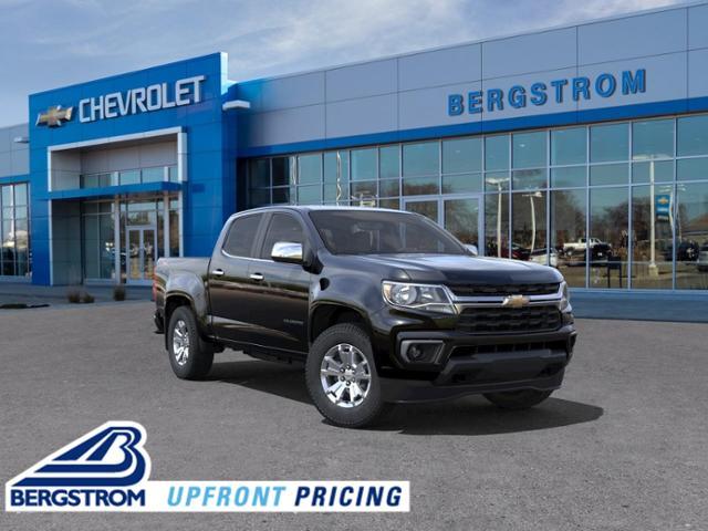 2021 Chevrolet Colorado Vehicle Photo in OSHKOSH, WI 54904-7811