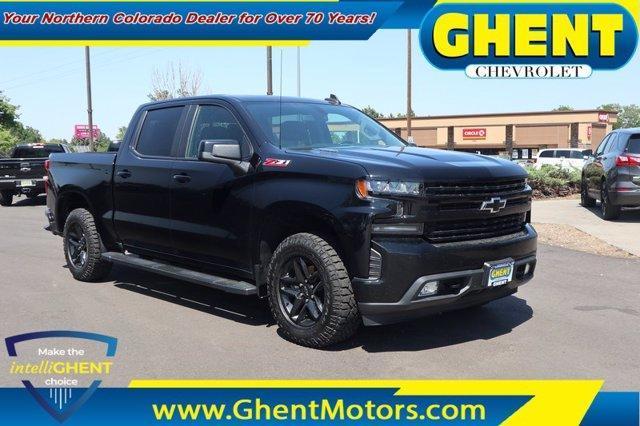 2020 Chevrolet Silverado 1500 Vehicle Photo in GREELEY, CO 80634-4125