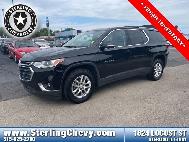 2018 Chevrolet Traverse Vehicle Photo in STERLING, IL 61081-1198