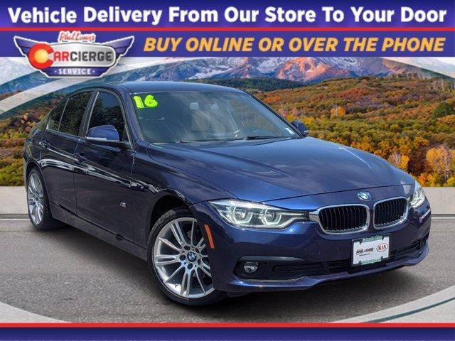 2016 BMW 320i Vehicle Photo in Colorado Springs, CO 80905