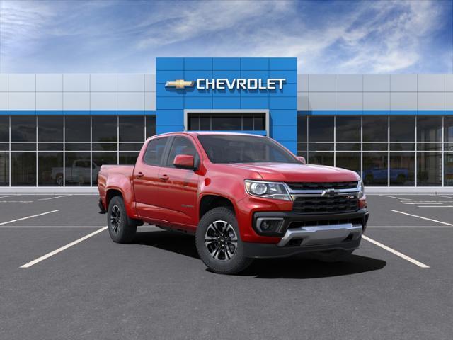 2021 Chevrolet Colorado Vehicle Photo in Crossville, TN 38555