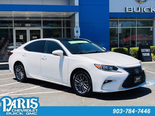 2018 Lexus ES 350 Vehicle Photo in Paris, TX 75460