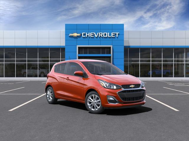 2021 Chevrolet Spark Vehicle Photo in Anchorage, AK 99515