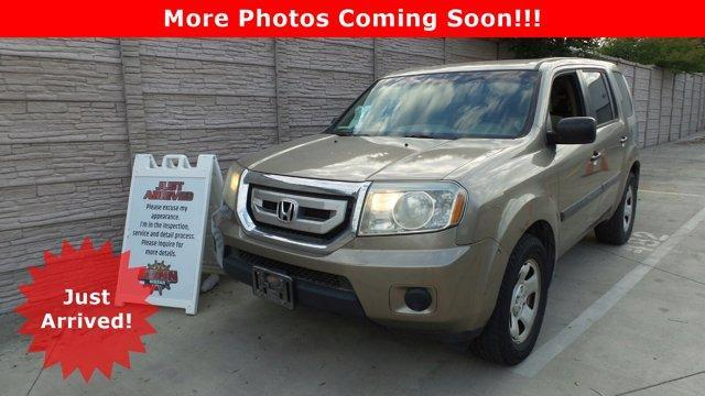 2011 Honda Pilot Vehicle Photo in San Antonio, TX 78209